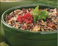Mushroom Wild Rice