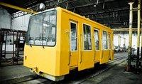 Motorised Gang Trolley