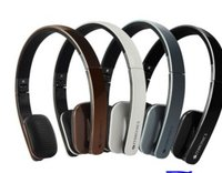 Multimedia Bluetooth Headphone With Mic Happy Head