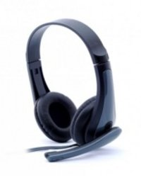 Multimedia Headphone With Mic Colt 2 (Black)