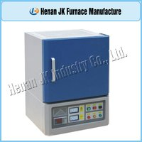 High Temperature Muffle Furnace (Heated By Sic Heating Elements)