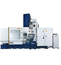 Double Coloumn High Speed Cnc Milling And Machining Center