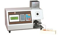 Controller Based Flame Photometer With Compressor