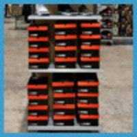 Footwear Rack