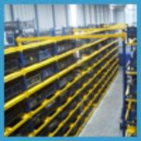 Heavy Duty Pallet Decking Rack