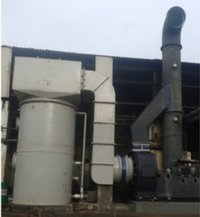 Acid Fume Extraction System For Mix Acid