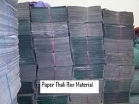 Disposable Plates Laminated Silver Paper