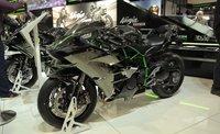 Motorbike (Kawasaki Ninja H2)
