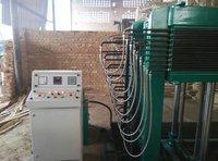 Plywood Hot Press Machine