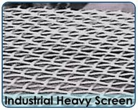 Industrial Heavy Screen Meshes