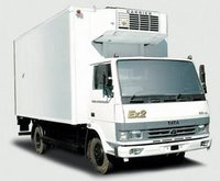 Refrigerated Transportation Container
