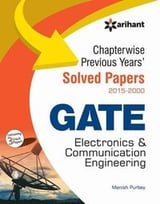 Chapterwise Previous Years' Solved Papers (2015-2000) Gate Electronics And Communication Engineering