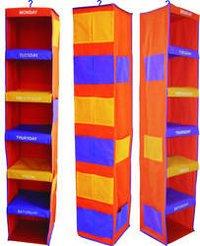 Hanging Daywise Kids Wardrobe