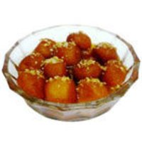 Delicious Haldiram Gulab Jamun (Gross Weight 1 Kg)