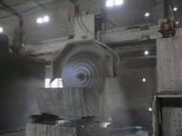 9 Blade Granite Block Cutting Machines
