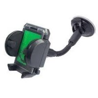 Universal Car Mount Mobile Phone Holder Mobile Stand In Black