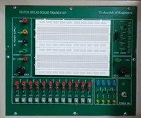 Digital Bread Board Trainer Kit