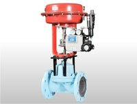 Pneumatic Diaphragm Actuator Operated Rubber Lined Diaphragm Valve
