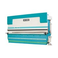 Rear Cylinder Hydraulic Press Brake