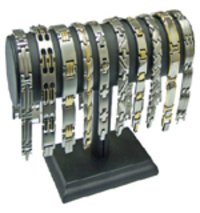 Biomagnetic Titanium Bracelet