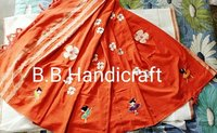 Handicraft Embroidery Designed Stole
