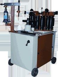 Steel Rim Straightener Machine