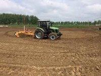 Heavy Duty Agricultural Laser Land Leveler