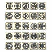 Ornamental Round Castings