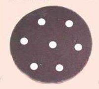 Coated Abrasive Velcro Disc