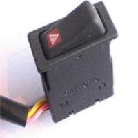 Hazard Warning Light Switch