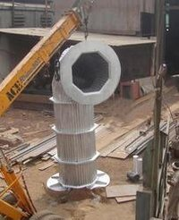Eaf Water Cooled Tubular Combustion Chamber