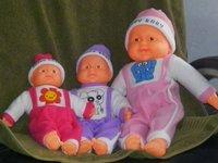 Happy Baby Musical Dolls