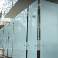 Premium Quality Frosted Glass