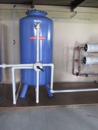 Activated Carbon Water Filtration Plant