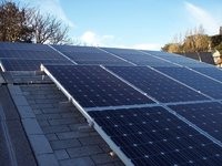 Pv Solar Roof Mount And Rack