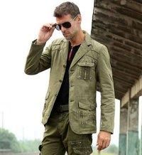 Stylish Cotton Blazer