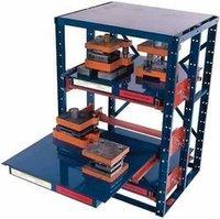 Die Mold Storage Rack