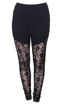 Ladies Lace Legging