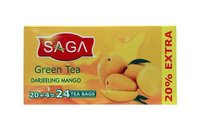 Green Tea Darjeeling Mango