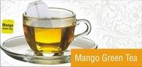 Green Tea Darjeeling Mango Saga