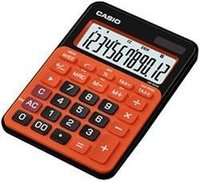Casio Basic (12 Digit) Ms-20nc-Brg Calculator