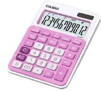 Casio Basic (12 Digit) Ms-20nc-Pk Calculator