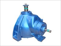 Spiral Bevel Cooling Tower Gearbox