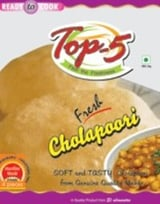 Ready To Eat Chole Bhature