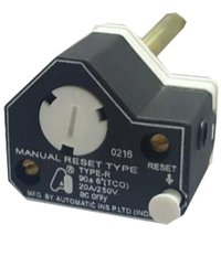 Stem Type Thermostat (Manual Reset Type)