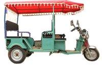 Electric Rickshaw Vehicle