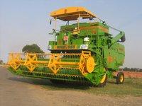 Self Combine Harvester
