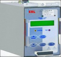 Numerical Voltage Frequency Protection Relay Type