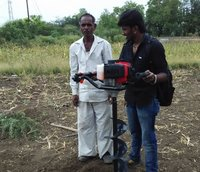 Earth Auger Single Man Operated