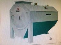 Rotary Grain Drum Sleeve Machine